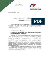 Ghid practic contabilitate operatiuni OUG 34/2009 si bonul fiscal