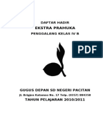 COVER Pramuka