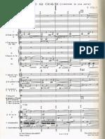 Scelsi - quattro pezzi per orchestra