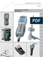 Detectores de Gases Exemplos