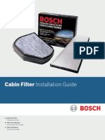 Filtros Polen Bosch