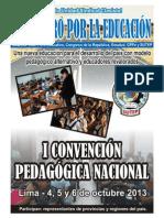 Encuentro por la Educación OCTUBRE