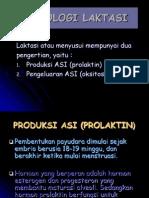 Powerpoint Fisiologi Laktasi