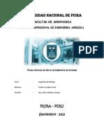 Fichas Tecnicas de Drenaje - Lucia