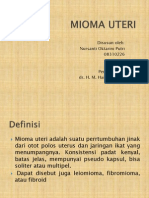 Paper Mioma Uter Ncez