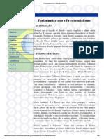 _ Parlamentarismo e Presidencialismo