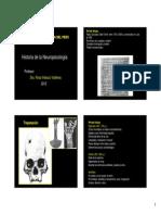Clase 2-1 Historia de La Neuropsicoogia [Modo de Compatibilidad]