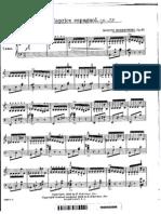 Moszkowski - Caprice Espagnol Op. 37