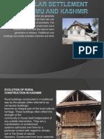 Vernacular Settlement of Jammu and Kashmir
