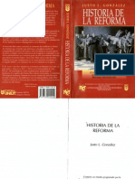 Justo L. González - Historia de la Reforma