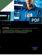 Fargo DTC550-LC