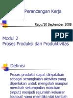 analisa perancangan kerja 2