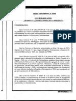 decreto 29160 Regalias (28222)