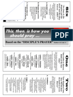 HOP Prayer Guide Our Father Brochure 2013 revised HOP