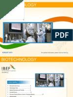Biotechnology - August 2013