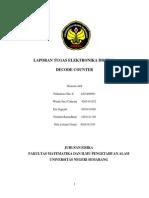 Laporan Project Eldig