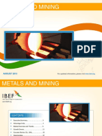 Metals & Mining - August 2013