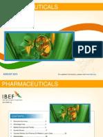 Pharmaceuticals - August 2013