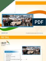 Retail - August 2013