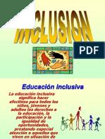 Inclusión - Clase II