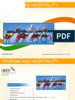 Tourism and Hospitality - August 2013