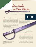 Spanish Sword Design
