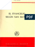 J. Schmid. El evangelio según Mateo_Libro