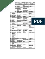 QPTV July 2009 Program Guide