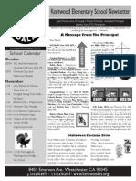2012.11.Newsletter