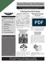 2012.05.Newsletter
