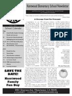 2011.05.Newsletter