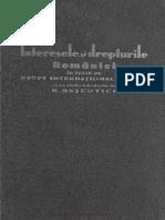 Documente Internationale Interbelice