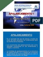 APALANCAMIENTO FINANCIERO 1