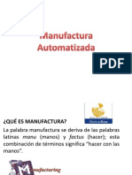 manufactura automatizada