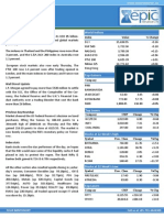 Special Report 20 -Sep-2013 by Epic Research