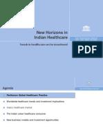 Parthenon_Healthcare Seminar_New Horizons in Indian Healthcare_April 22 2010