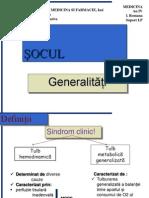 4. Diagnosticul Si Managementul Socului