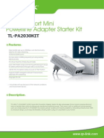 Tl-pa2030kit(Eu v1 Datasheet