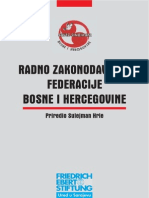 Radno zakonodavstvo FBiH