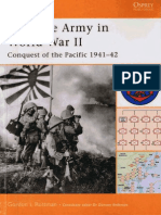 Battle Orders 009 - Japanese Army in WWII
