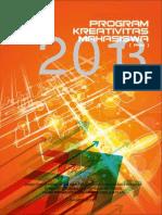 Panduan PKM 2013