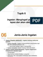STU 231 Topik 6