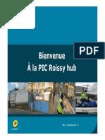 Visite Roissy Hub Conex