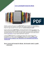 Impariamo a Conoscere i Principali Formati Di eBook