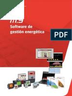 Circutor Catálogo M9 Software de gestión energética