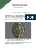'LA CREATIVIDAD INDIVIDUAL Y CULTURAL ANALIZADA CUALITATIVAMENTE DESDE EL ARTE Y LA CIENCIA' de Andrés Montes