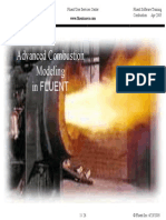 fluent Ansys- Advanced Combustion systems 1 Intro