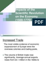 Scientific Revolution Economy