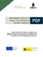 Informe Ejecutivo SOS Racismo 2013