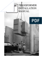 Transformer Installation Manual